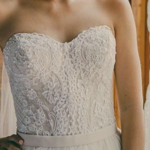 Beautiful wedding corset by Watters (Wtoo)